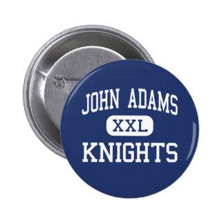 John Adams Knights Middle Edison New Jersey Button