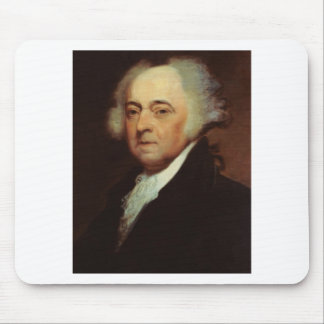 John Adams Mouse Pad