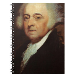 John Adams Notebook