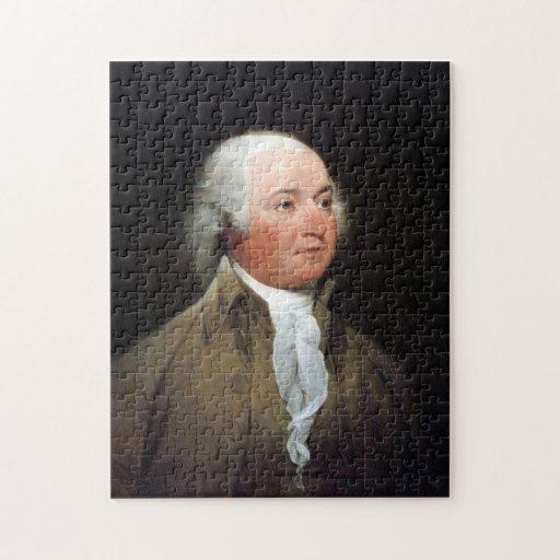 John Adams Puzzles