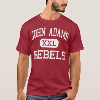 John Adams - Rebels - High School - Cleveland Ohio T-Shirt