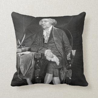 John Adams Throw Cushions