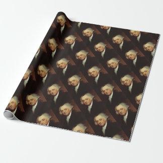 John Adams Wrapping Paper