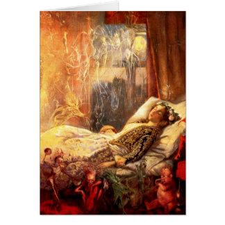 John Anster Fitzgerald: The Stuff That Dreams ... Card
