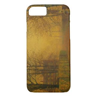 John Atkinson Grimshaw - Evening Glow iPhone 7 Case
