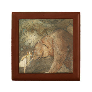 John Bauer - Poor Little Basse Gift Box