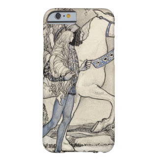 John Bauer - The Horse He Led at the Bit Barely There iPhone 6 Case