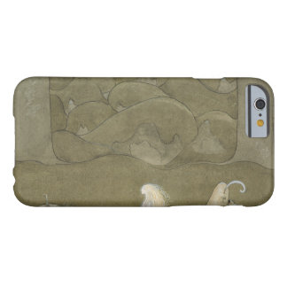 John Bauer - The Princess and the Trolls Barely There iPhone 6 Case