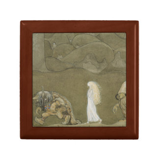 John Bauer - The Princess and the Trolls Gift Box