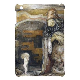 John Bauer Troll iPad Mini Cover