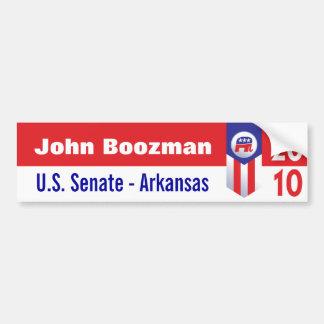John Boozman U.S. Senate Arkansas Bumper Sticker