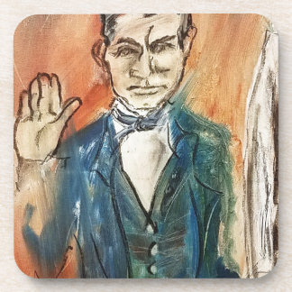 John Brown Oath Coaster