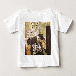 John Brown Selfie/Black Lives Matter Baby T-Shirt