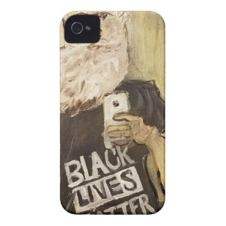 John Brown Selfie/Black Lives Matter iPhone 4 Cases