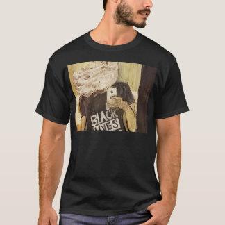 John Brown Selfie/Black Lives Matter T-Shirt