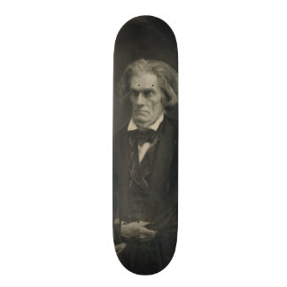 John C Calhoun by Mathew Brady 1849 Custom Skate Board