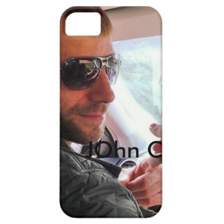 JOhn C Iphone 5 Phone case Barely There iPhone 5 Case