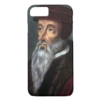 John Calvin iPhone 7 Case #1
