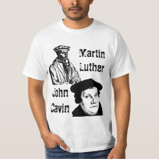 martin luther vs john calvin Early reformers 4 did the leading reformers help or hinder each other key  vocabulary martin luther john calvin ulrich zwingli john wycliffe jan huss.