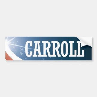 John Carroll 2016 Bumper Sticker