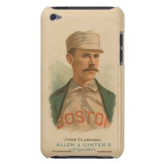 John Clarkson Baseball Card iPod Touch Covers