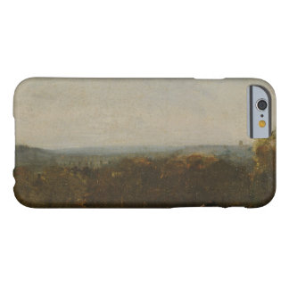 John Constable - A Shepherd in a Landscape Barely There iPhone 6 Case