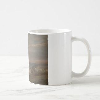 John Constable - A View on Hampstead Heath Coffee Mug