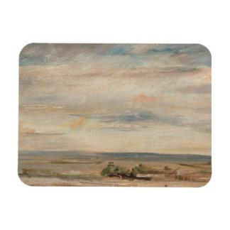 John Constable - Cloud Study, Early Morning Rectangular Photo Magnet