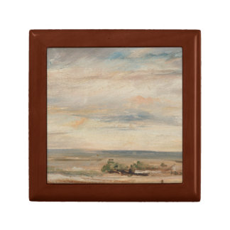 John Constable - Cloud Study, Early Morning Small Square Gift Box