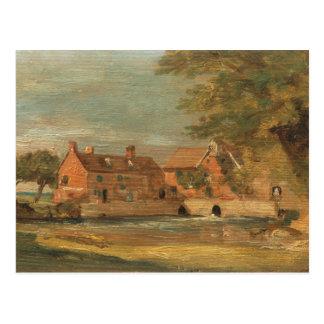 John Constable - Flatford Mill Postcard
