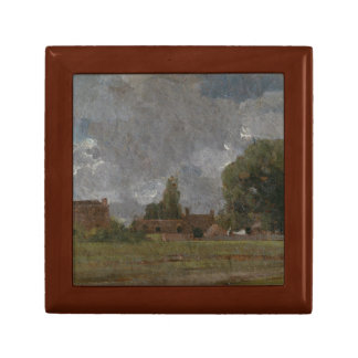 John Constable - Golding Constable's House Small Square Gift Box
