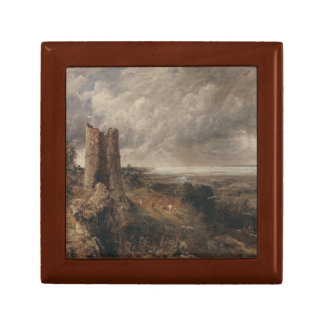 John Constable - Hadleigh Castle Small Square Gift Box