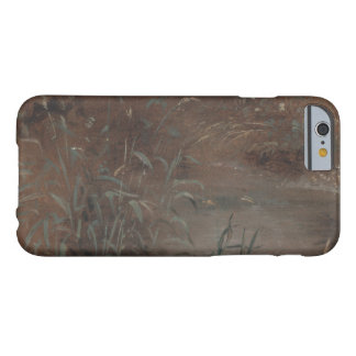 John Constable - Rushes by a Pool Barely There iPhone 6 Case