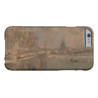 John Constable - Somerset House Terrace from Water Barely There iPhone 6 Case
