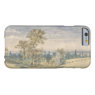 John Constable - Suffolk Landscape Barely There iPhone 6 Case