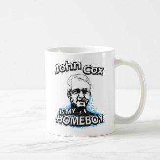 John Cox is my homeboy Coffee Mugs