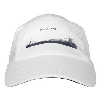 John D. Leitch hat