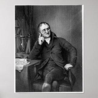 John Dalton Poster