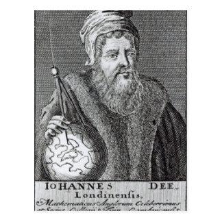 John Dee  a Londoner Postcard