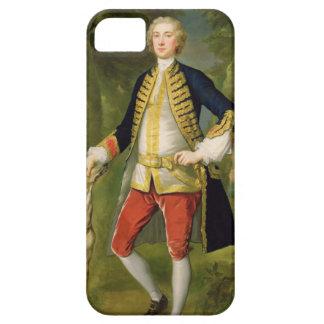 John Dodd, M.P. (oil on canvas) iPhone 5 Cases