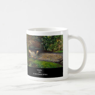 John Everett Millais and Ophelia Coffee Mug