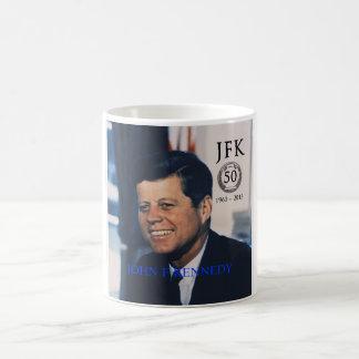 John F Kennedy Anniversary Mug