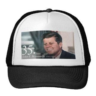 John F. Kennedy Trucker Hat