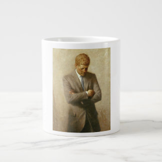John F. Kennedy Giant Coffee Mug