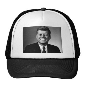 John F. Kennedy Mesh Hat