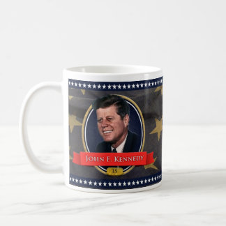 John F. Kennedy Historical Mug