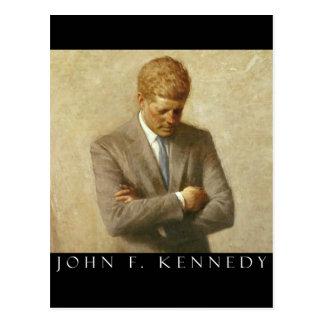John F. Kennedy Items Postcard