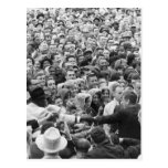 John F Kennedy JFK Fort Worth Rally '63 Post Cards