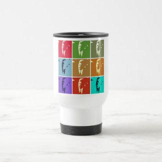 John F Kennedy/JFK  Pop Art Mug