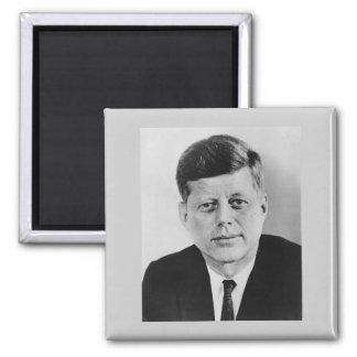 John F Kennedy Magnet